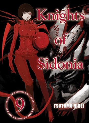 Knights of Sidonia, Volume 9: Nihei, Tsutomu