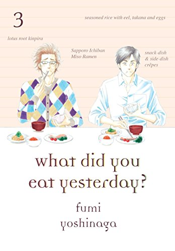 9781939130402: What Did You Eat Yesterday?, Volume 3