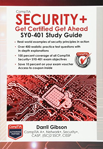 9781939136022: CompTIA Security+: Get Certified Get Ahead: SY0-401 Study Guide