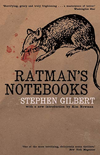 Ratmans Notebooks: Gilbert, Stephen