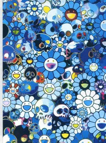 9781939148476: Takashi Murakami - Flowers and Skulls Catalogue