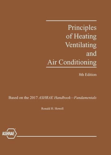 Principles Of Heating, Ventilating And Air Conditioning