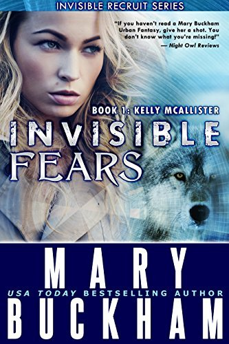 9781939210227: Invisible Fears Book One: Kelly McAllister