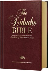 9781939231161: The Didache Bible: New American Bible, Revised Edition (Leather)