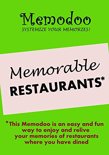 Memodoo Memorable Restaurants: Memodoo