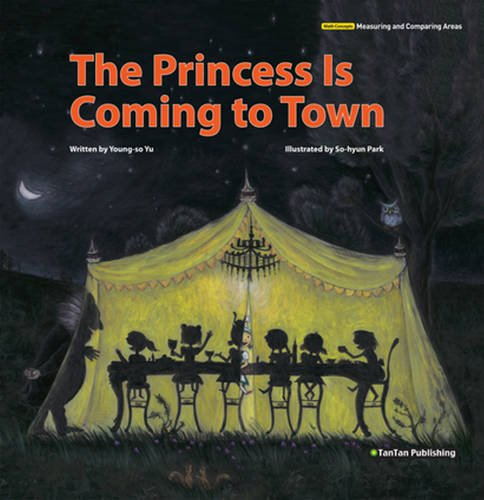 9781939248084: The Princess Is Coming to Town
