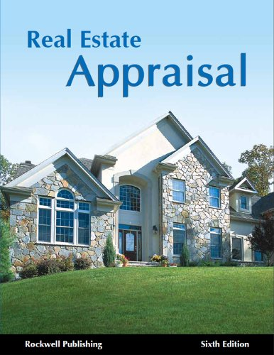 9781939259196: Real Estate Appraisal - 6th edition