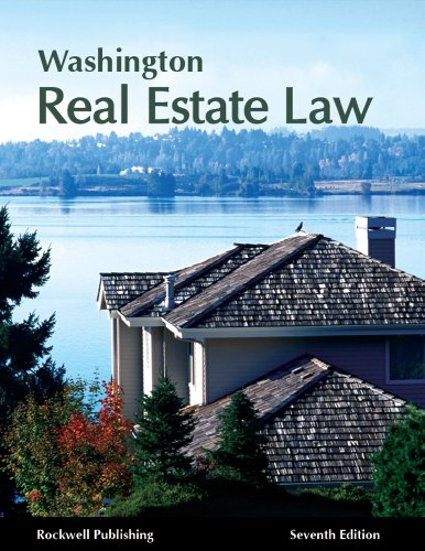 Washington Real Estate Law - 7th edition: Kathryn Haupt; Joseph Reiner; Jennifer Gotanda; Dawn ...