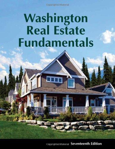 9781939259332: Washington Real Estate Fundamentals - 17th edition