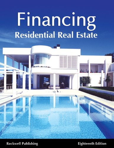 Finance Residential Real Estate 18th edition: Rockwell Publishing; Megan Dorsey; David Rockwell