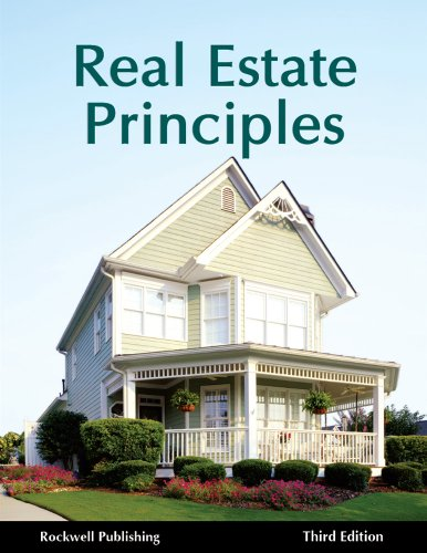 9781939259561: Real Estate Principles - 3rd edition