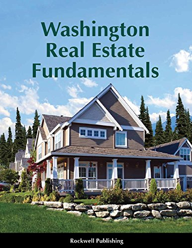 Washington Real Estate Fundamentals - 18th ed: Rockwell Publishing; Kathryn Haupt; David L. Jarman;...