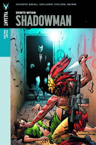 9781939346018: Valiant Masters: Shadowman Volume 1 - Spirits Within