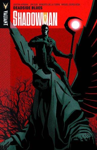 9781939346162: Shadowman Volume 3: Deadside Blues (Shadowman Volume 1 Birth Rites)