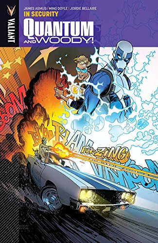 Quantum and Woody Volume 2: In Security TP: Asmus, James