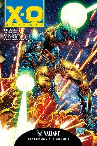 9781939346308: X-O Manowar Classic Omnibus Volume 1