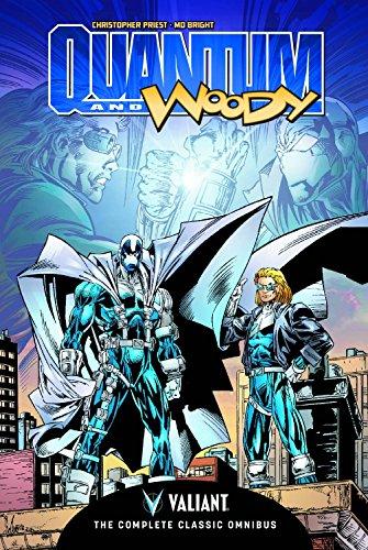 Complete Quantum and Woody Classic Omnibus: Christopher Priest