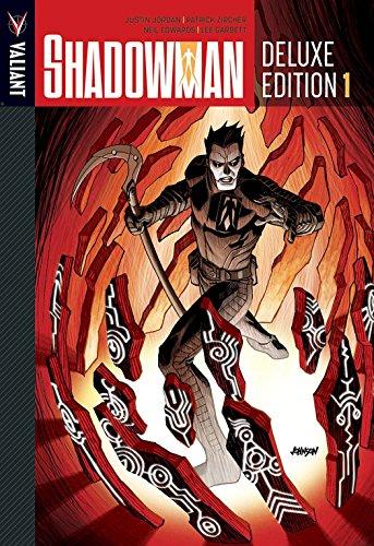 Shadowman Deluxe Edition Book 1 HC: Jordan, Justin; Zircher, Patrick