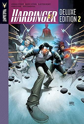 Harbinger Deluxe Edition Book 2 HC: Dysart, Joshua