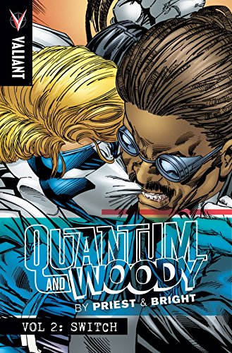 9781939346803: Quantum and Woody by Priest & Bright Volume 2: Switch
