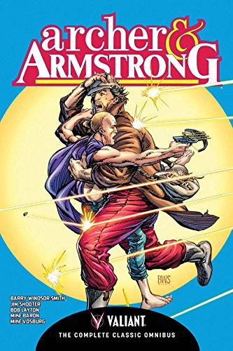 Archer & Armstrong: Windsor-Smith, Barry; Baron, Mike; Layton, Bob; Shooter, Jim