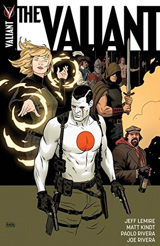 9781939346919: The Valiant Deluxe Edition