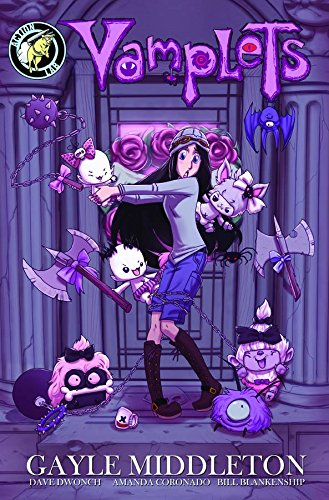 Vamplets Nightmare Nursery HC