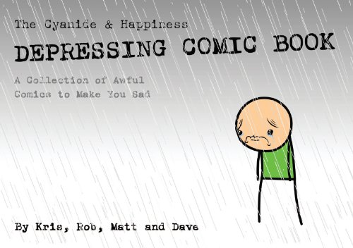 9781939355003: The Cyanide & Happiness Depressing Comic Book (Cyanide & Happiness)