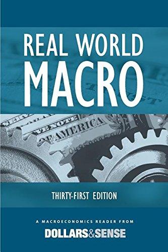 9781939402127: Real World Macro, 31st Ed