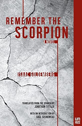 Remember the Scorpion: Goldemberg, Isaac