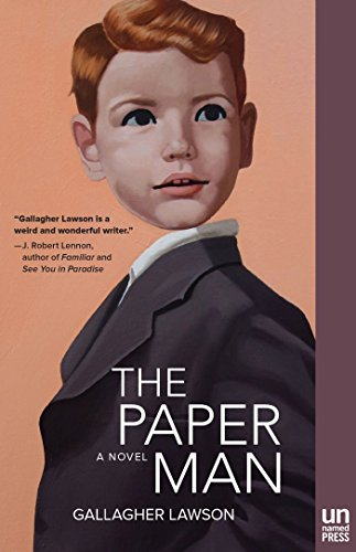 9781939419224: The Paper Man