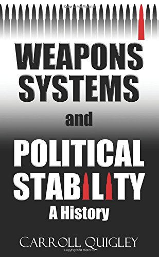 9781939438027: Weapons Systems and Political Stability: A History