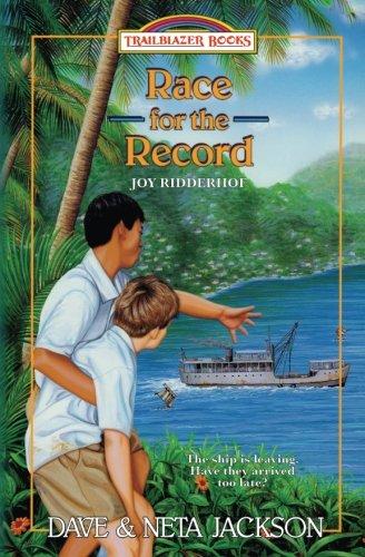 9781939445315: Race for the Record: Introducing Roy Ridderhof (Trailblazer Books) (Volume 29)