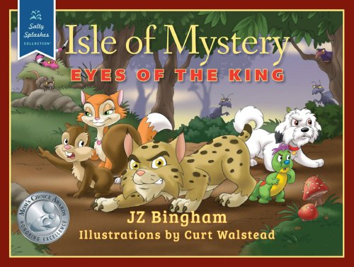 9781939454126: Isle of Mystery: Eyes of The King (Salty Splashes Collection)