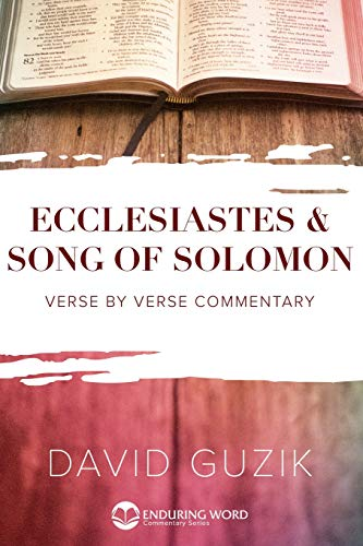 9781939466235: Ecclesiastes and Song of Solomon
