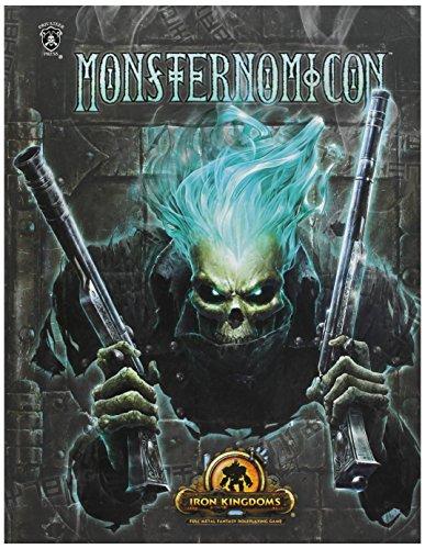 Monsternomicon Iron Kingdoms: Brian Snoddy