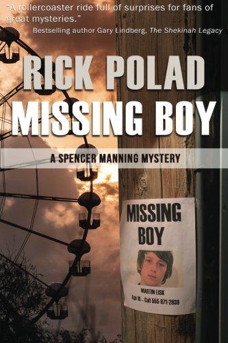 9781939548368: Missing Boy (A Spencer Manning Mystery) (Volume 4)