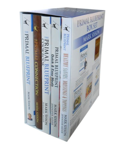 9781939563118: Primal Blueprint Box Set: A collection of five hardcover Primal Blueprint books