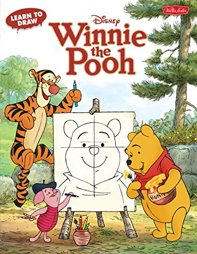 9781939581167: Learn to Draw Winnie the Pooh (Learn to Draw (Walter Foster Library))