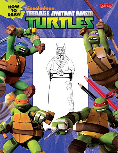 9781939581174: How to Draw Teenage Mutant Ninja Turtles (Learn to Draw (Walter Foster Library))