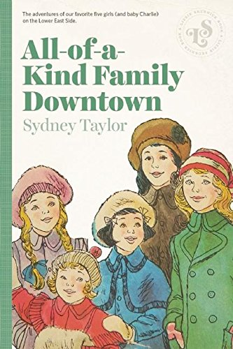 9781939601254: All-Of-A-Kind Family Downtown