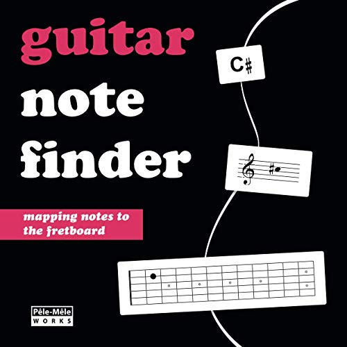 9781939619051: Guitar Note Finder: Learn the Notes on the Fretboard