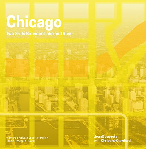 9781939621528: Chicago: Two Grids Between Lake and River (Redesigning Gridded Cities)