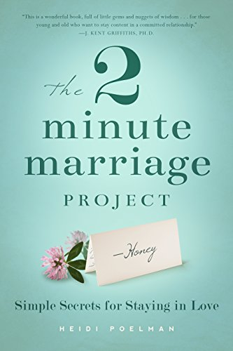 The 2 Minute Marriage Project: Simple Secrets for Staying in Love: Poelman, Heidi