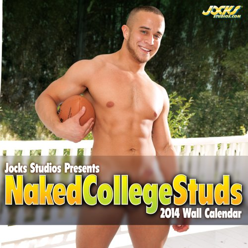 Jocks Studios Naked College Studs 2014 Wall: Jocks Studios