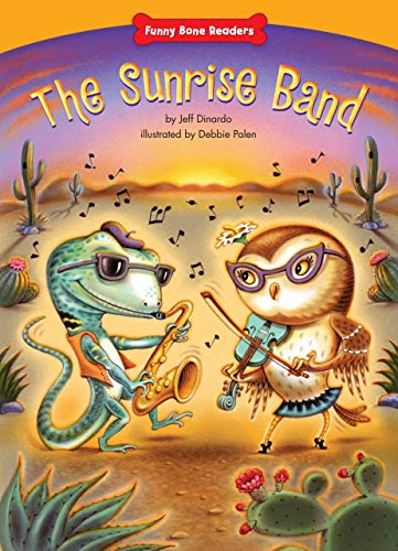 9781939656063: The Sunrise Band: Cooperating (Funny Bone Readers)