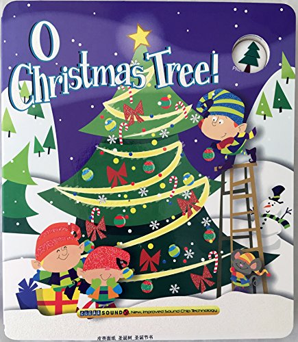O Christmas Tree! (A Christmas Carol Book) (9781939658050) by Berry, Ron