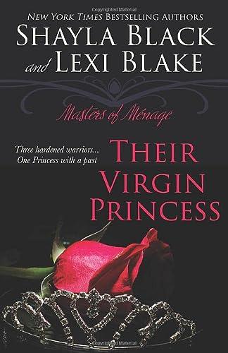 9781939673015: Their Virgin Princess: Masters of Ménage, Book 4