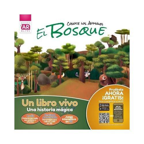 9781939677068: Conoce Los Animales: El Bosque (Spanish Edition)