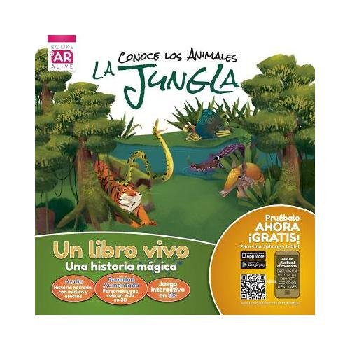 9781939677075: Conoce Los Animales: La Jungla (Spanish Edition)